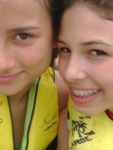 Marina e Bruna