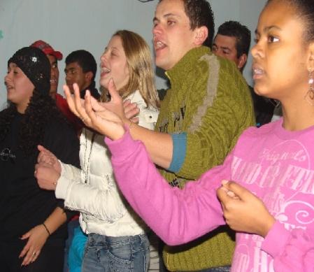 Encontro da Rede Jovem reuniu 50 fiéis