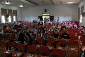 Terceirões concentram-se no auditório do Bom Jesus