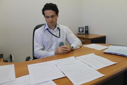 Rodrigo Mello é  Engenheiro de Segurança do Trabalho.