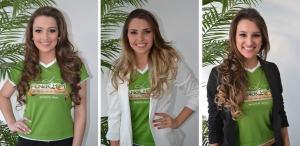 Thaisi, Luana e Regina são as vencedoras da promoção