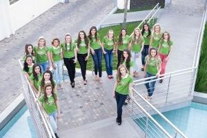 19 candidatas concorrem ao título de rainha da 13ª Festa Nacional do Chimarrão