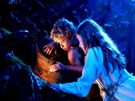 Uma das cenas mais lindas de 'Peter Pan'.