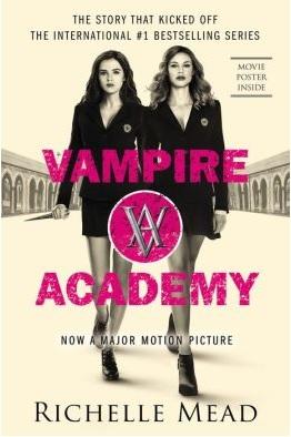 Atual pôster do primeiro filme da série 'Academia de Vampiros', que sai em fevereiro desse ano. Ansiosos?