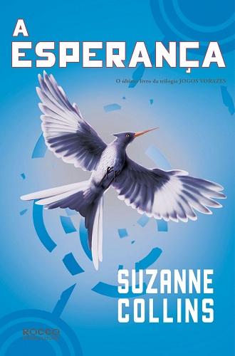 Capa do livro 'A Esperança'!