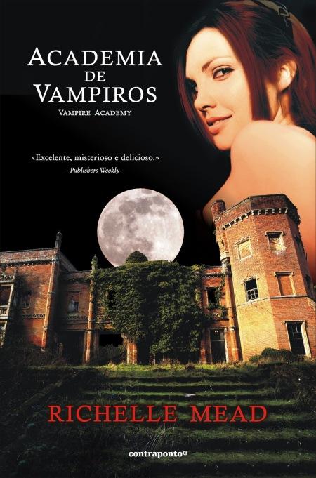 Capa do primeiro livro da saga!