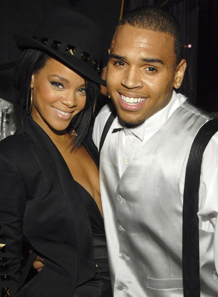 Rihana e Chris Brown
