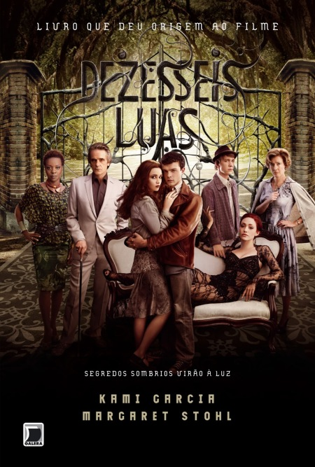 Cartaz do filme 'Dezesseis Luas'.
