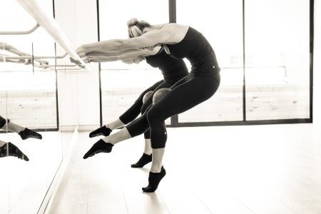 Ballet Fitnees é a nova moda